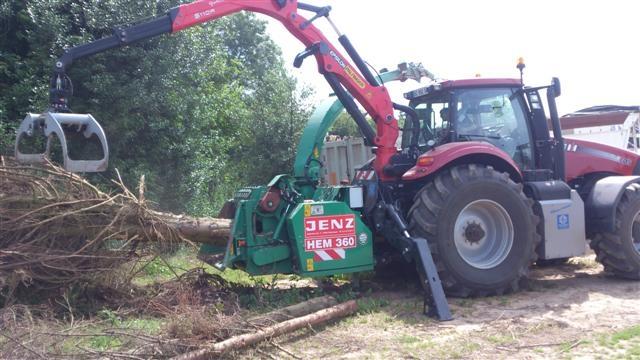 Mat riels et services pour l 39 environnement routier et la valorisation - Location broyeur forestier ...